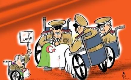 النظام الجزائري ربح تشريعيات 2017 الشكلية ليضَمِنَ سرقة البلاد قرونا أخرى