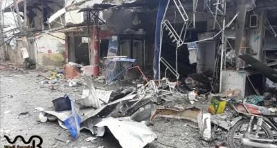 سوريا:تواصل قصف وادي بردى ودمشق عطشى من طرف النظام