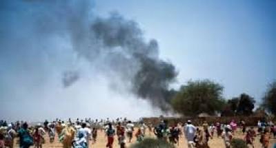 """عاجل بالفيديو:مسيرات إحتجاجية كبرى بمخيمات """"الذل والعار"""" بتندوف رغم الحصار العسكري"""