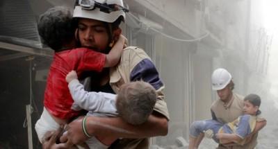نيويورك تايمز: روسيا وإيران والأسد يدمرون سوريا