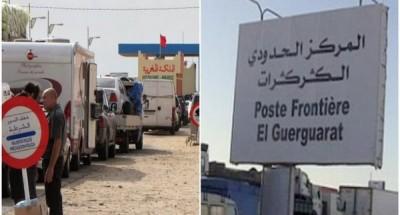 فرنسا ترحب بإعلان المغرب انسحابا أحادي الجانب من الكركرات
