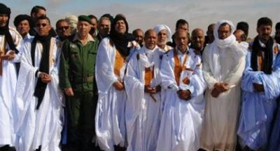 قبائـل الصحراء المغربية تطالب بإيقـاف عبث الإنفصـاليين بالكركرات