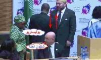 الإحساس بالدونية كاد يدفع إسماعيل شرقي الجزائري أن يصرخ : نحن البوليزاريو !!!