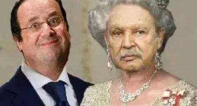 """الجزائريون يهتمون بإنتخابات """"الأم  فرنسا"""" أكثر من إنتخاباتهم خوفا من فقدان تأشيرة الدخول إليها"""