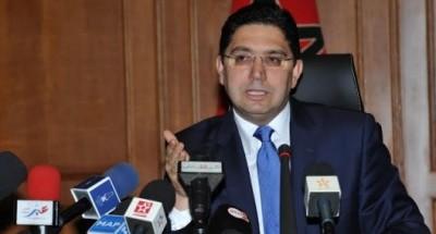الوزير بوريطة :البوليساريو إنسحبت بالكامل من الكركارات وبدون شروط
