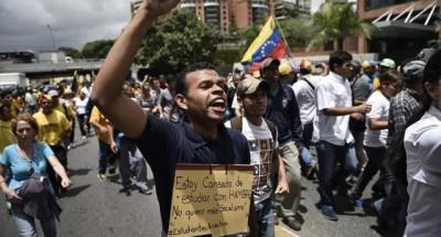 """فنزويلا """"الدكتاتورية"""" ترفض تدخل جيرانها اللاتينيين بشؤونها.إفلاس وإحتقان إجتماعي"""