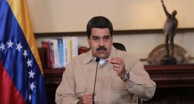 تظاهرات وقتلى في فنزويلا.مادورو يتهم واشنطن بتدبير محاولة انقلاب