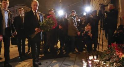 نشر صور منفذ الهجوم المحتمل في بطرسبرغ