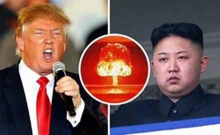 كوريا الشمالية تهدد سواحل أمريكا وحرب نووية تدق  طبولها !!