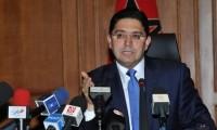 بوريـطة يعلن دعم المغرب لمجهـودات السعـودية في تقوية العلاقـات الـعربية الأمريكية