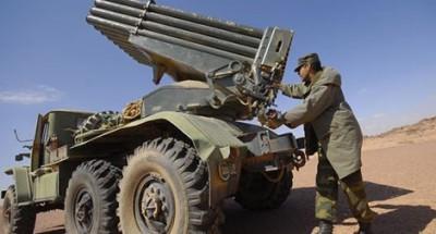 """المخابرات الأمريكية تؤكّد تسليح الجزائر""""الفرنسية الملعونة"""" لإبنتها البوليساريو"""