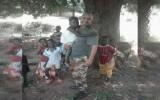 مغاربة ينعون الجندي « عزيز » شهيد الواجب الإنساني بكلمات مؤثرة (صور )