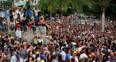 فنزويلا:أزمة إقتصادية وسياسية مخيفة ومظاهرات المعارضة  تدخل أسبوعها الثامن