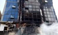 الجزائر:حريق يلتهم المجمع الإداري لبلدية أقبو ببجاية كليا بعد تدشينه