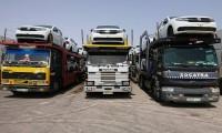 دفعـة ثانية من سيـارات رونو تتجـه نحو موريتانيا عبر معبر الكركرات