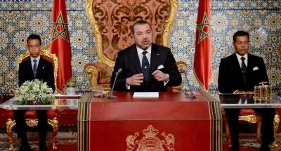 المغرب:رسائل الملك في عيد العرش على قناة جزائرية (فيديو)